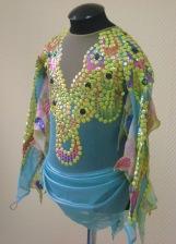 Шью платья для фигурного катания